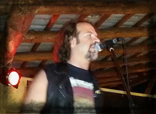 Kinnall - KINNALL - vocals - band