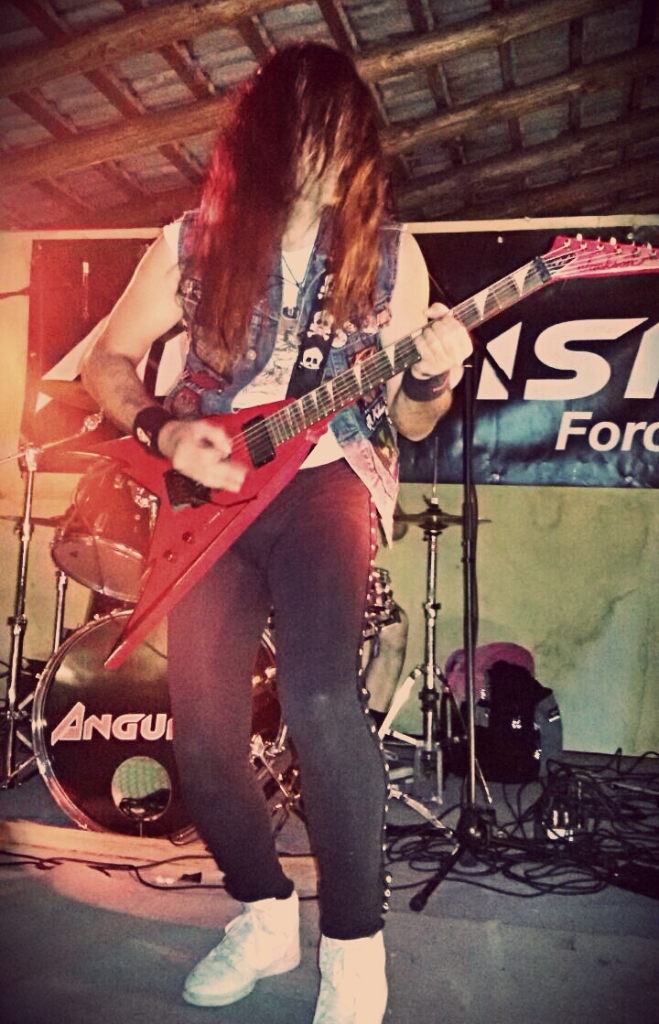Lgd anguish force atzwang metal fest 6 b - LGD - guitar - band-