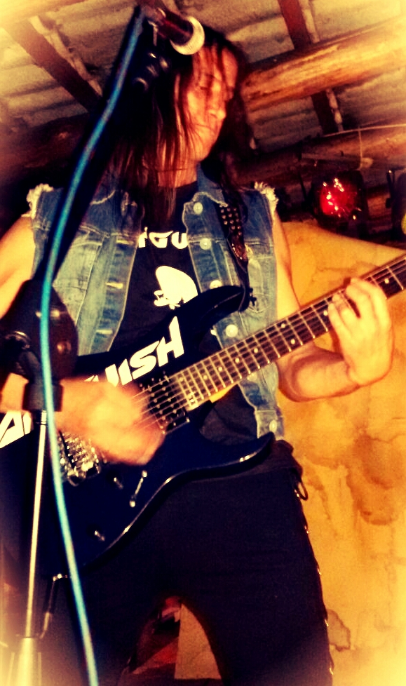 Luck az af6 - LUCK AZ - guitar - band