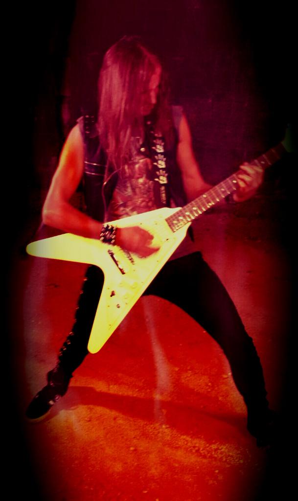 Luck az anguish force - LUCKAZ - guitar - -