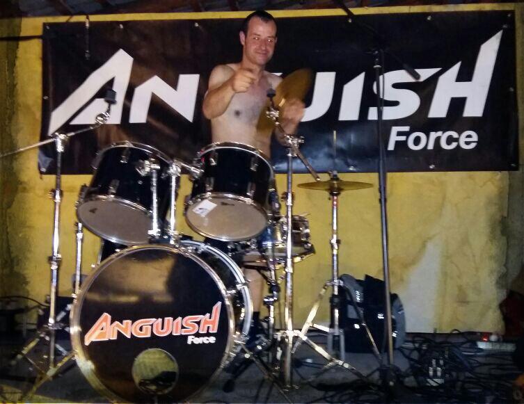 Pemmel atzwang metal fest 6 - PEMMEL - drums - band-