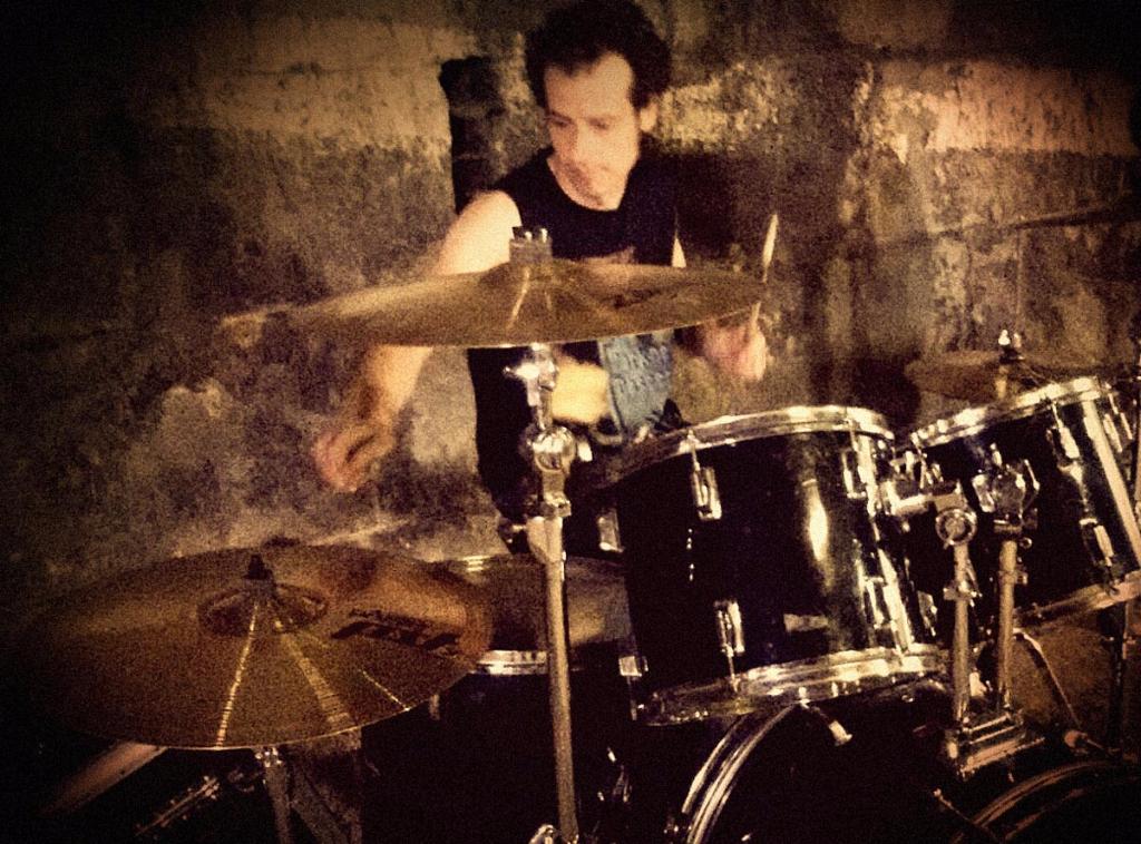 Pemmel heavy anguish force - PEMMEL - drums - band