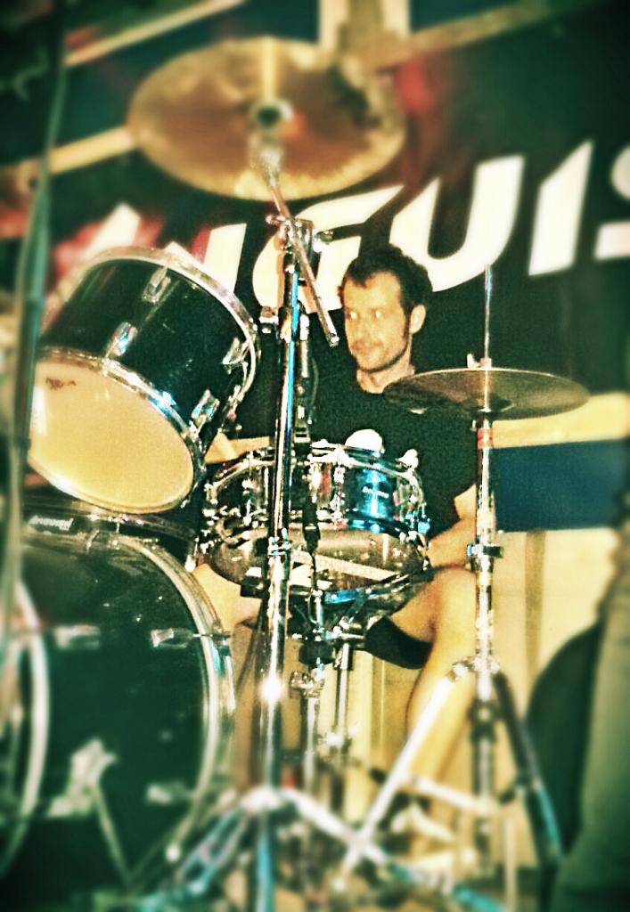 Pemmel anguish force castle of fear - PEMMEL - drums - band