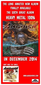 Spot Anguish Force 6 sea eternally infested