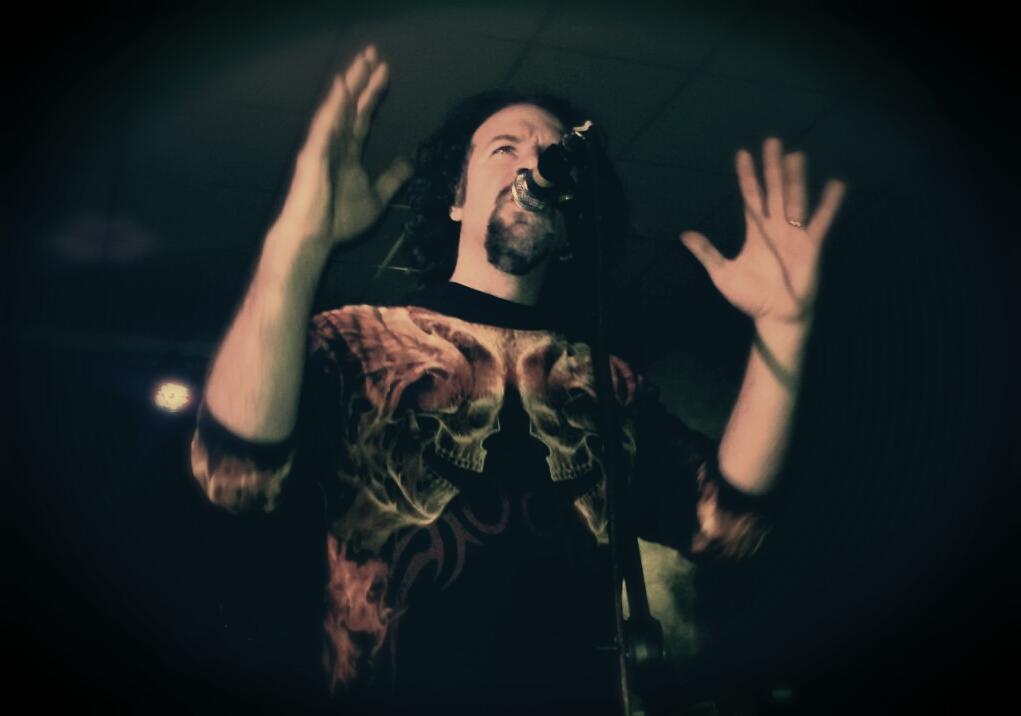 anguish force kinnall 2 - KINNALL - vocals - band