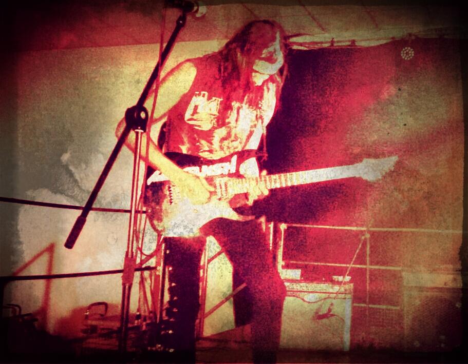 anguish force luck az - LUCK AZ - guitar - band