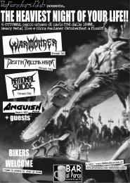 anguish force   locandine concerti heavy metal 20110207 1373496472 - Flyers - others