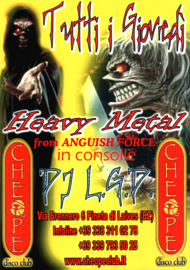 anguish force   locandine concerti heavy metal 20110207 1631564129 - Flyers - others