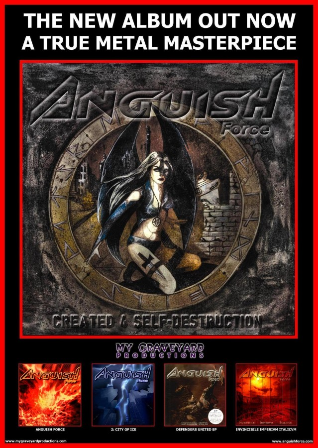 anguish force   locandine concerti heavy metal 20110207 1654118061 - Flyers - others