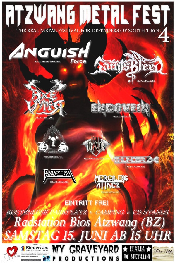 anguish force at atzwang metal fest 2013 20130612 1429270002 - Flyers - others