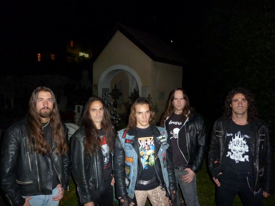 anguish force cemetery 20110907 2094415780 - Old Line-up - others-