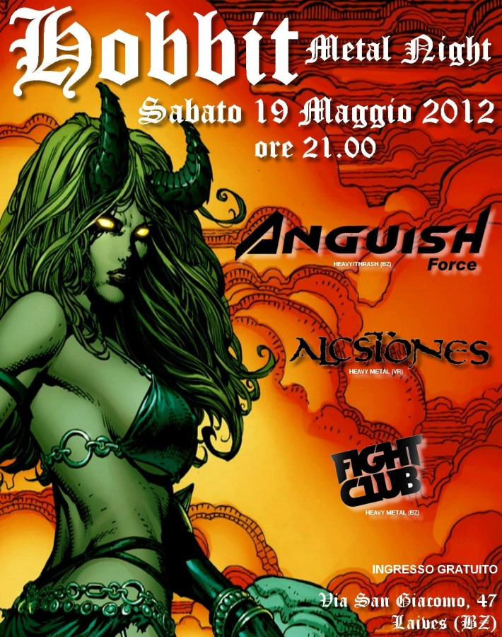 anguish force hobbit metal night 20120306 1839033086 - Flyers - others