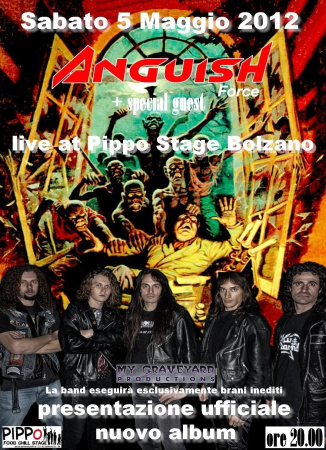 anguish force release party at pippo stage 20120330 1449949066 - Flyers - others