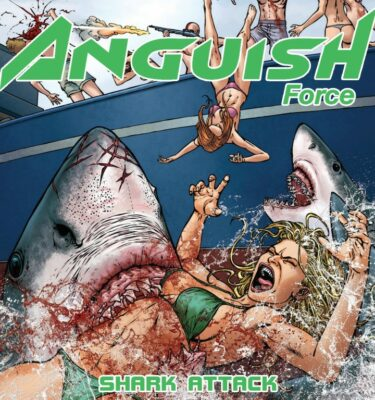 anguish force shark attack ep single new 375x400 - Shark Attack EP - albums