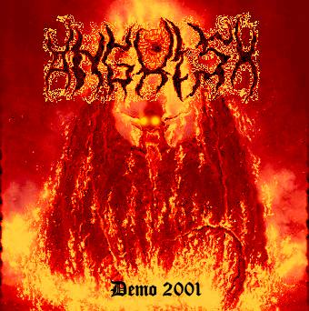 Anguish Force Demo 2001 - Demo 2001 - demos