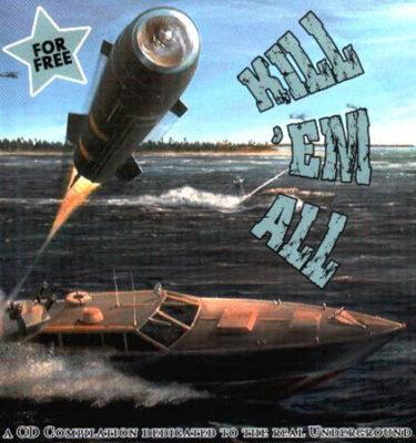 Killem all 375x400 - Kill'em all - compilations