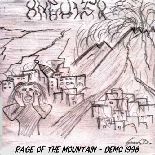 Rage of the Mountain Demo 1998 500x500 - Rage of the Mountain - Demo 1998 -