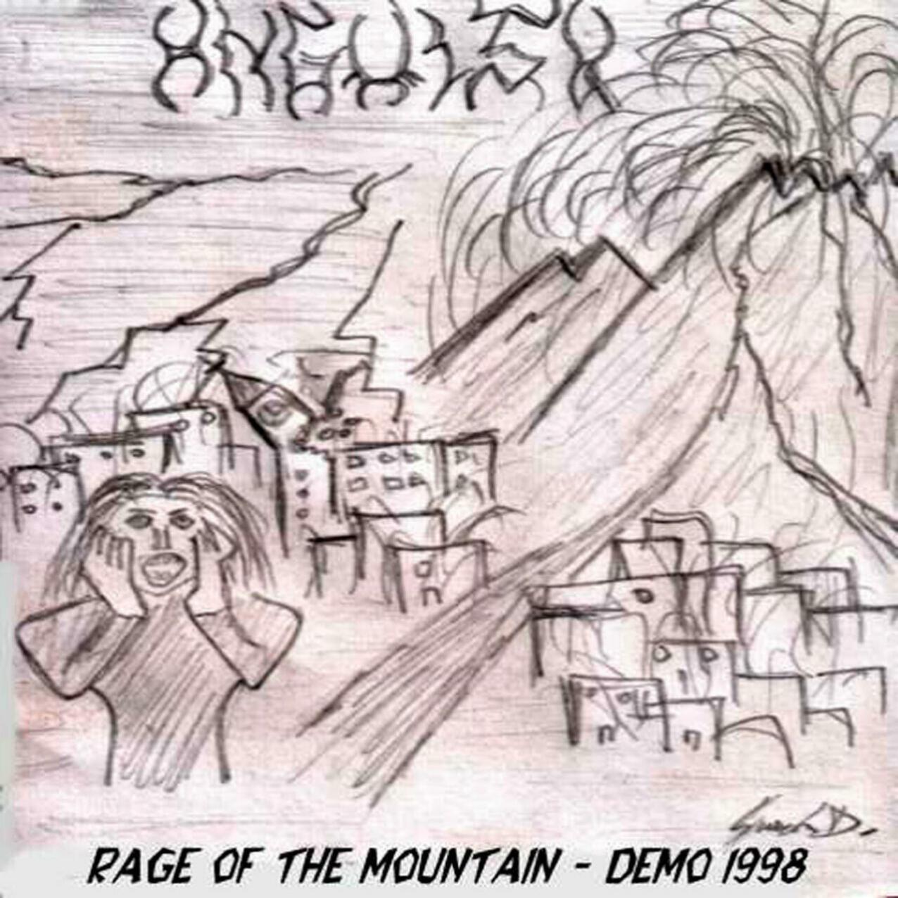 Rage of the Mountain Demo 1998 - Rage of the Mountain - Demo 1998 - demos