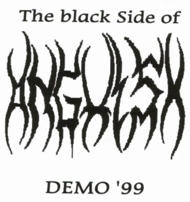 The black side of Anguish Demo 99 375x400 - The black side of Anguish - Demo '99 - demos