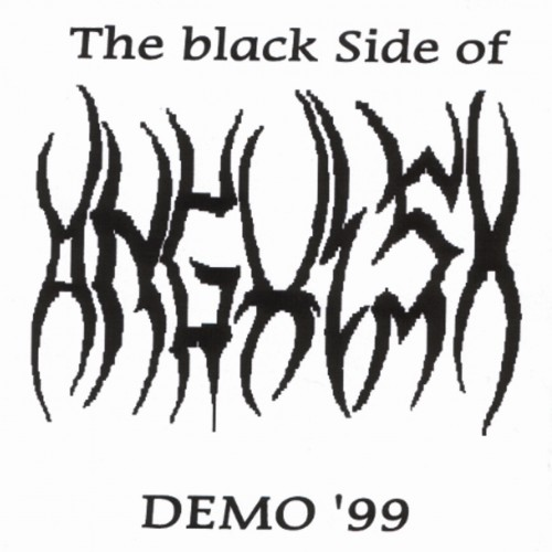 The black side of Anguish Demo 99 500x500 - The black side of Anguish - Demo '99 -