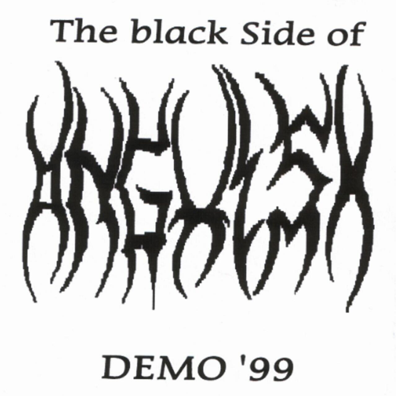 The black side of Anguish Demo 99 - The black side of Anguish - Demo '99 - demos