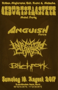 ANGUISH-FORCE-RITTEN