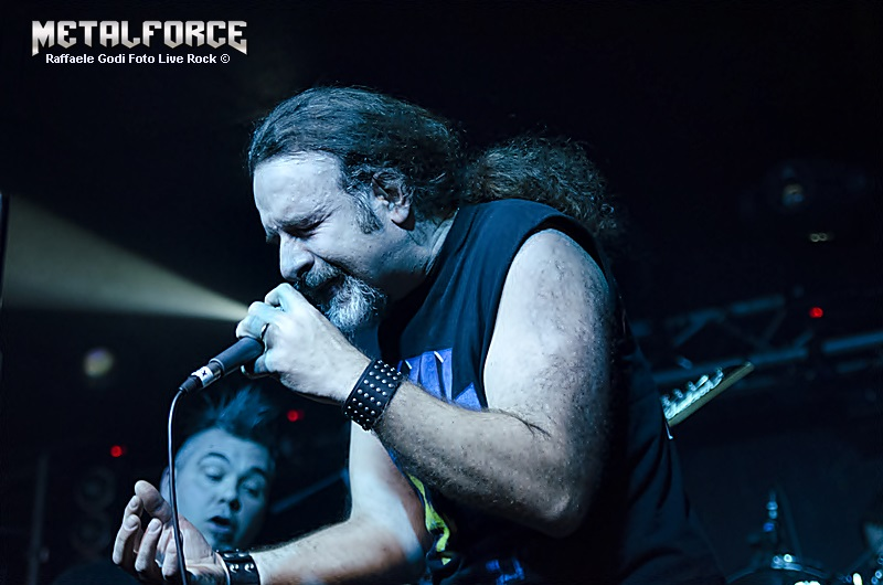 Anguish Force Dagda18 - KINNALL - vocals - band