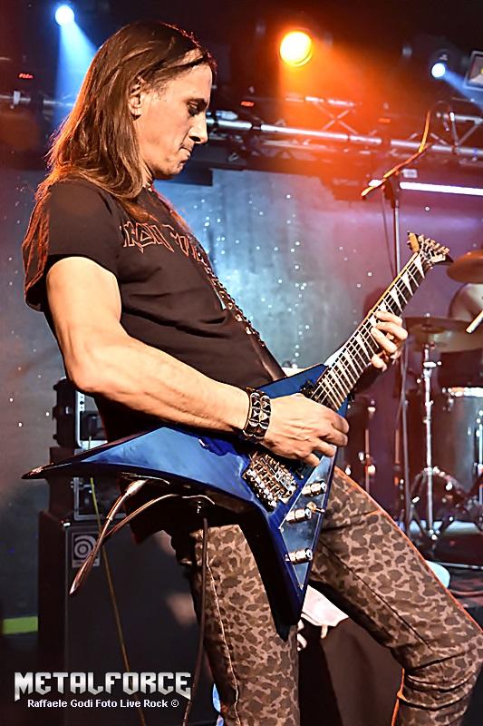 Anguish Force Dagda24 - LUCK AZ - guitar - band