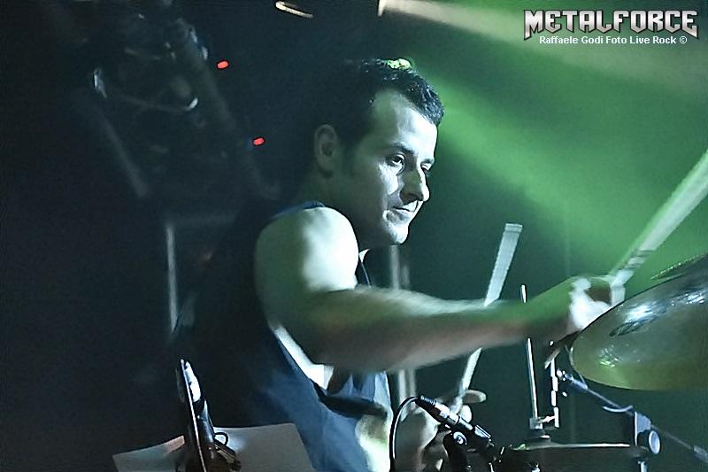 Anguish Force Dagda26 - PEMMEL - drums - band-