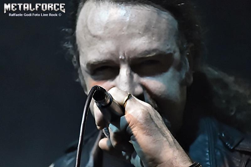 Anguish Force Dagda3 - KINNALL - vocals - band