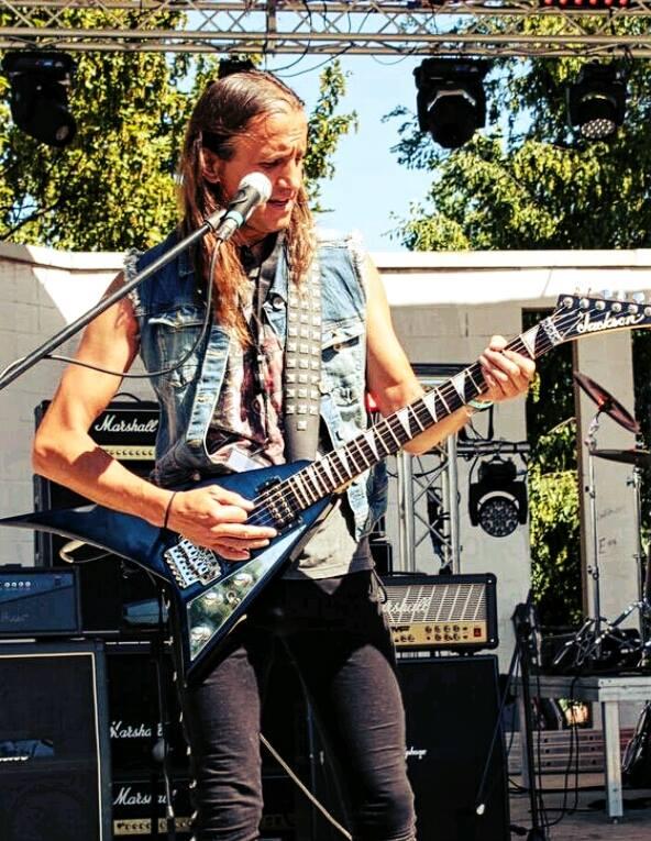 Anguish Force Metal Diversamente Rock Milano 10 - LUCKAZ - guitar - -