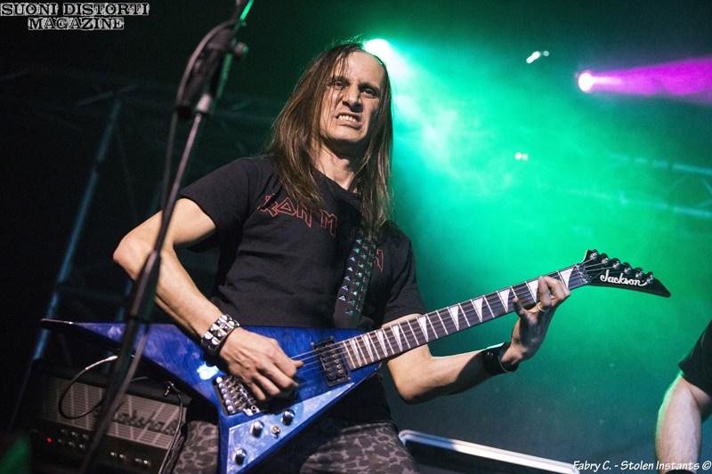 Anguish Force Pavia Dagda16 - LUCKAZ - guitar - -