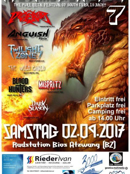Atzwang Metal Fest 2017 anguish force violentor2 450x600 - New live dates - news-news
