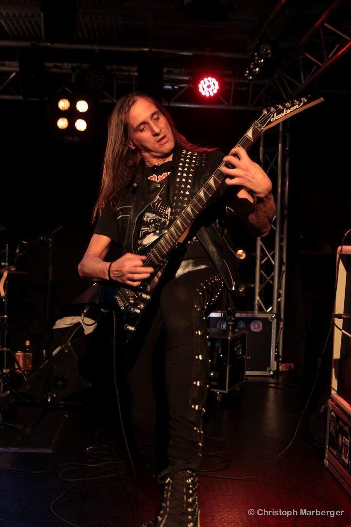 Luck Az Anguish Force Livestage 48 - LUCK AZ - guitar - band