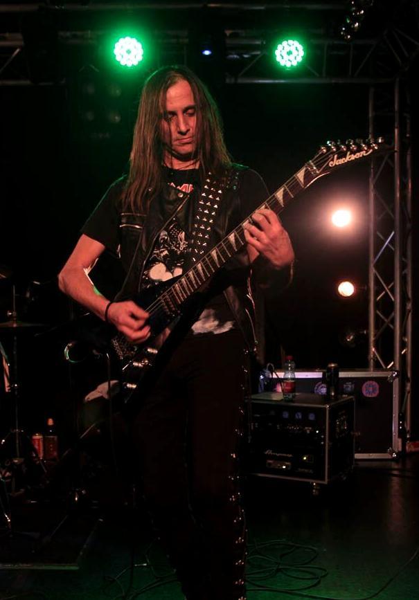 Luck Az Anguish Force Livestage 61 - LUCK AZ - guitar - band