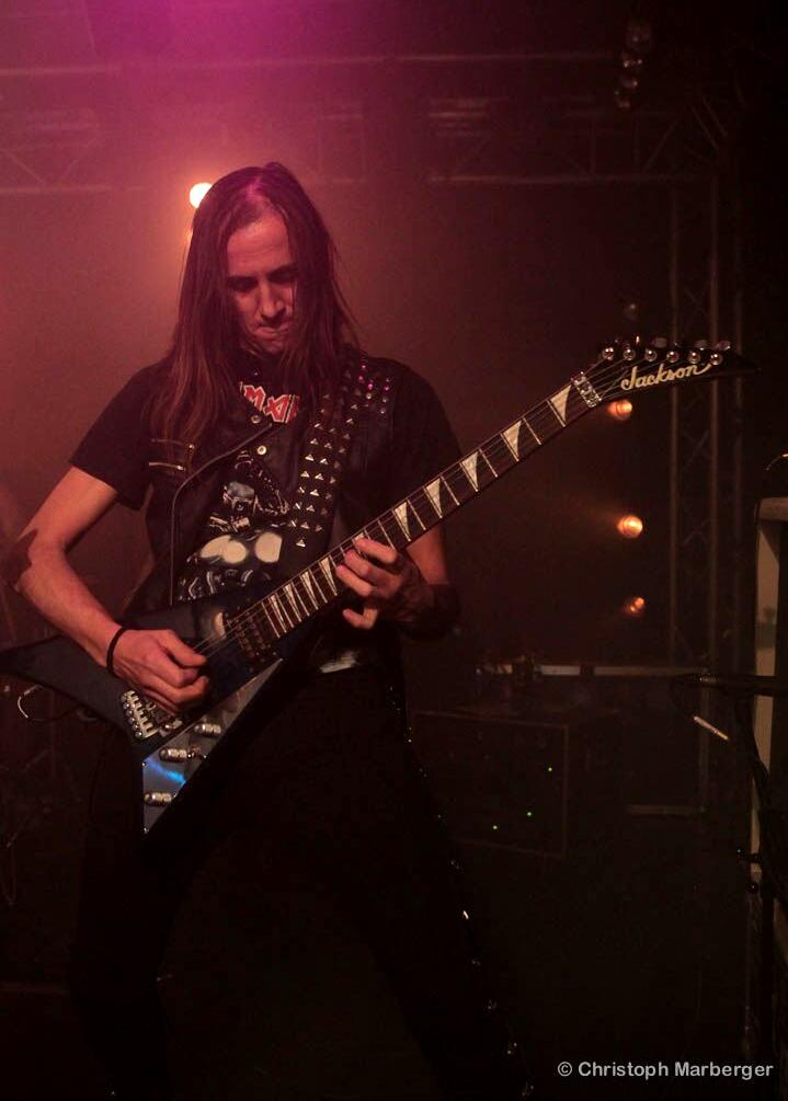 Luck Az Anguish Force Livestage 72 - LUCK AZ - guitar - band