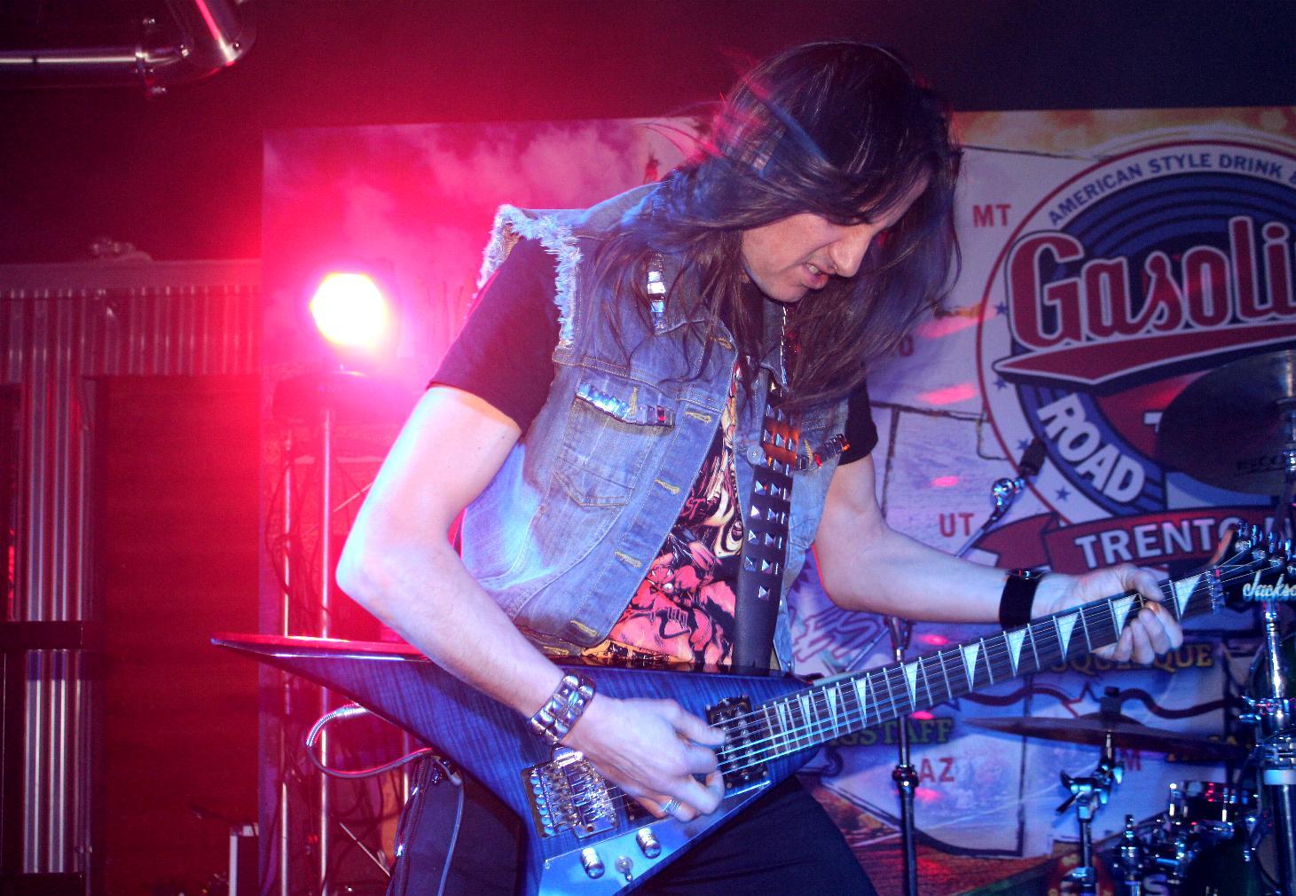 Luck Az Anguish Force 2018 gasoline01 - LUCKAZ - guitar - -
