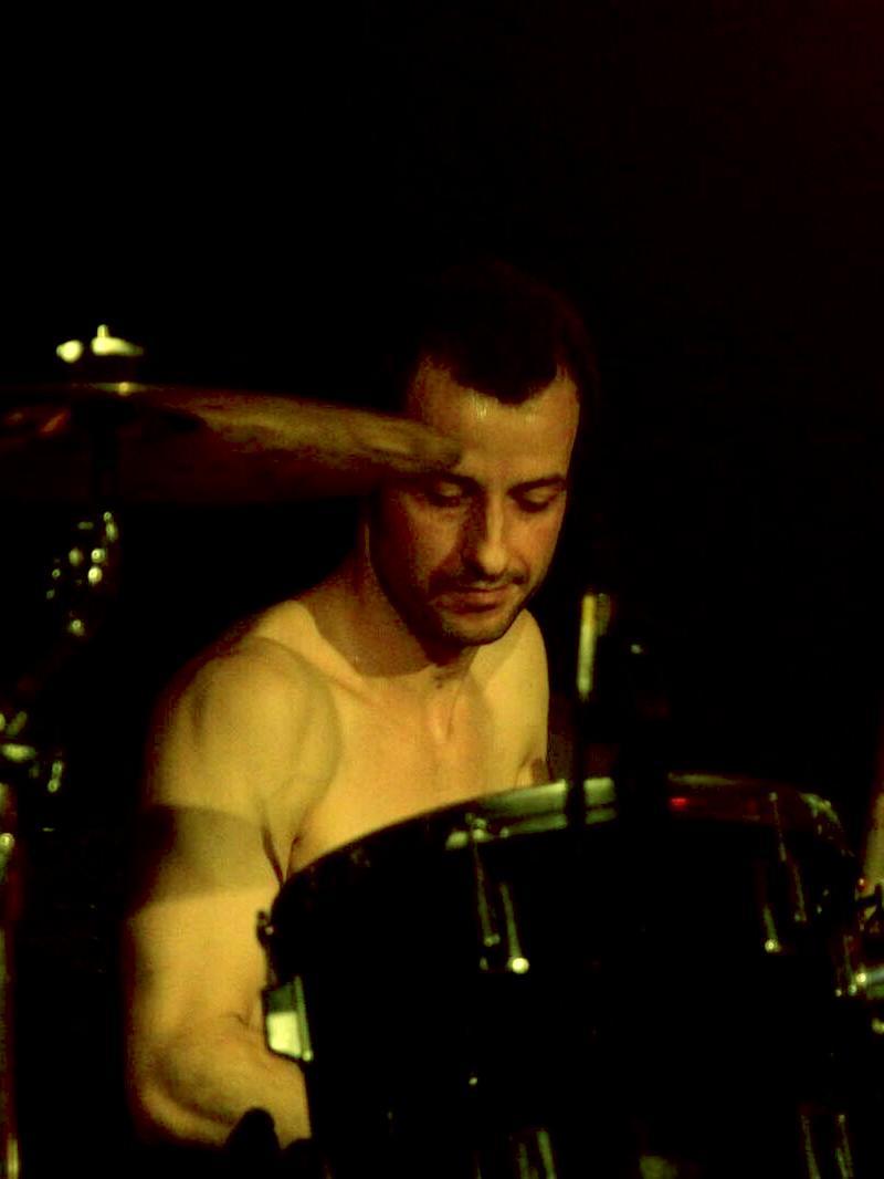 Pemmel Anguish Force Livestage 37 - PEMMEL - drums - band