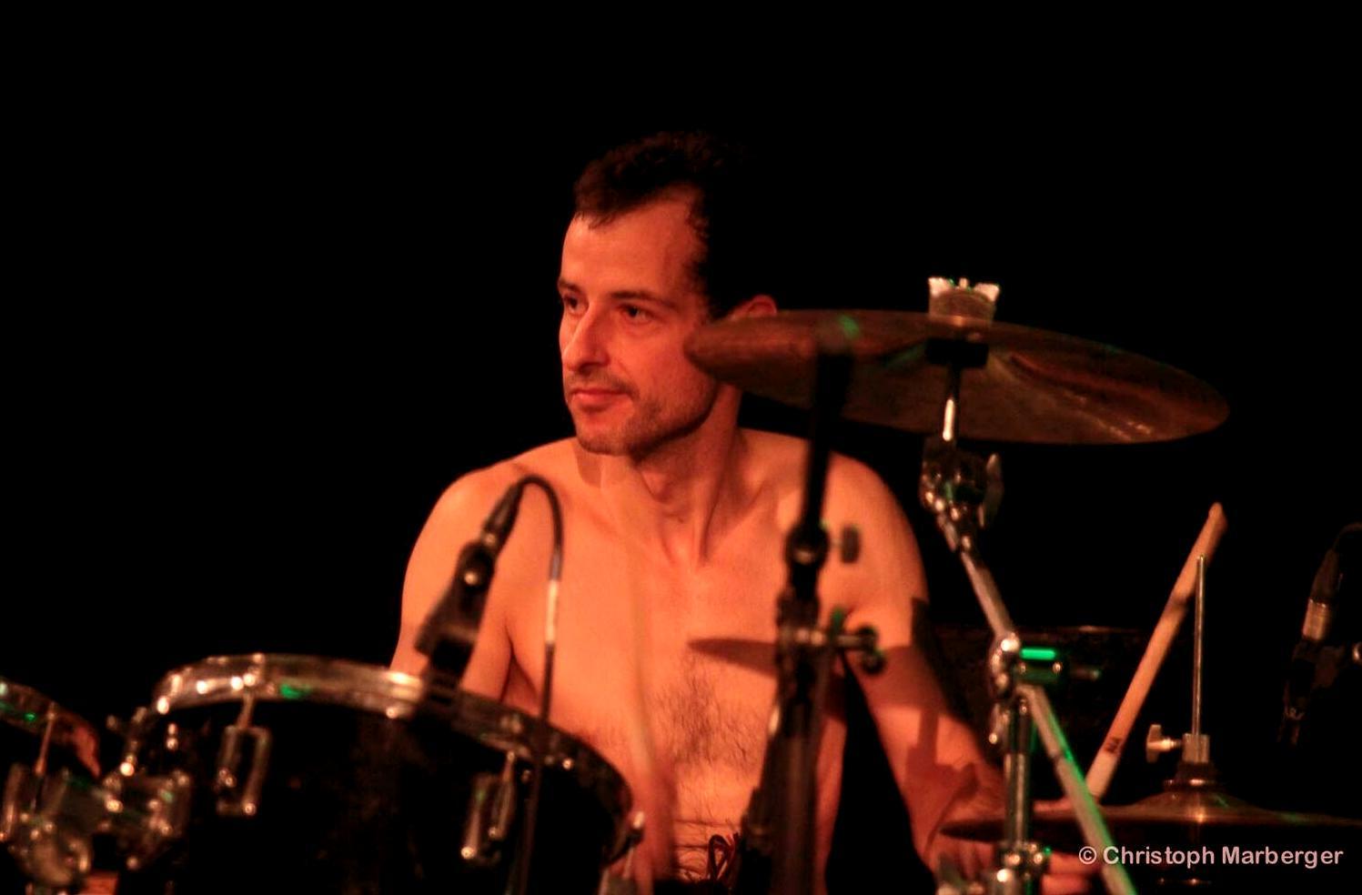 Pemmel Anguish Force Livestage 54 - PEMMEL - drums - band