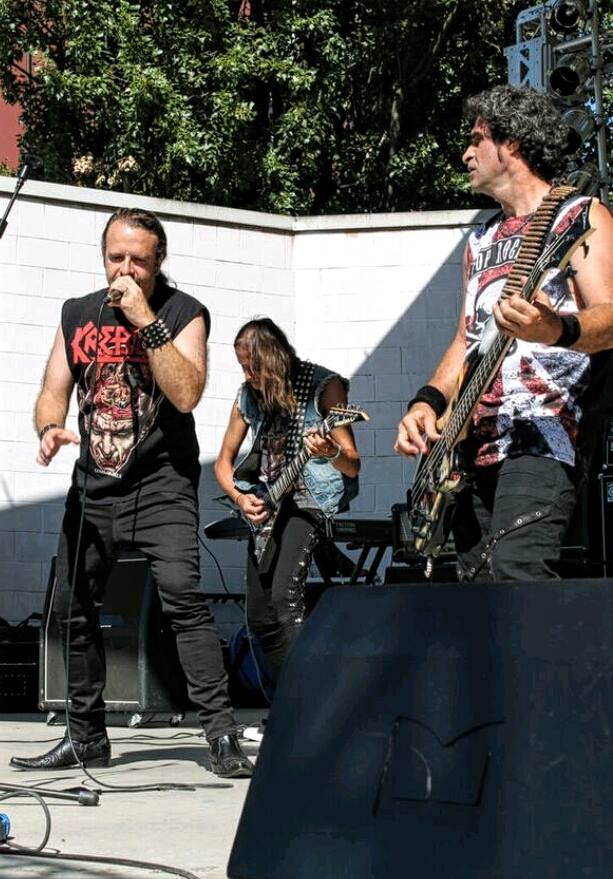 Anguish Force Metal Diversamente Rock Milano 13 - Diversamente Rock - Milano - live-