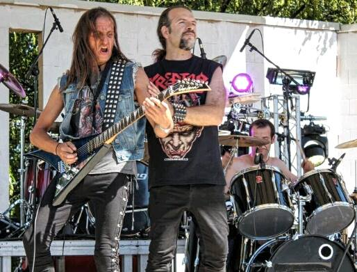 Anguish Force Metal Diversamente Rock Milano 16 - Diversamente Rock - Milano - live-