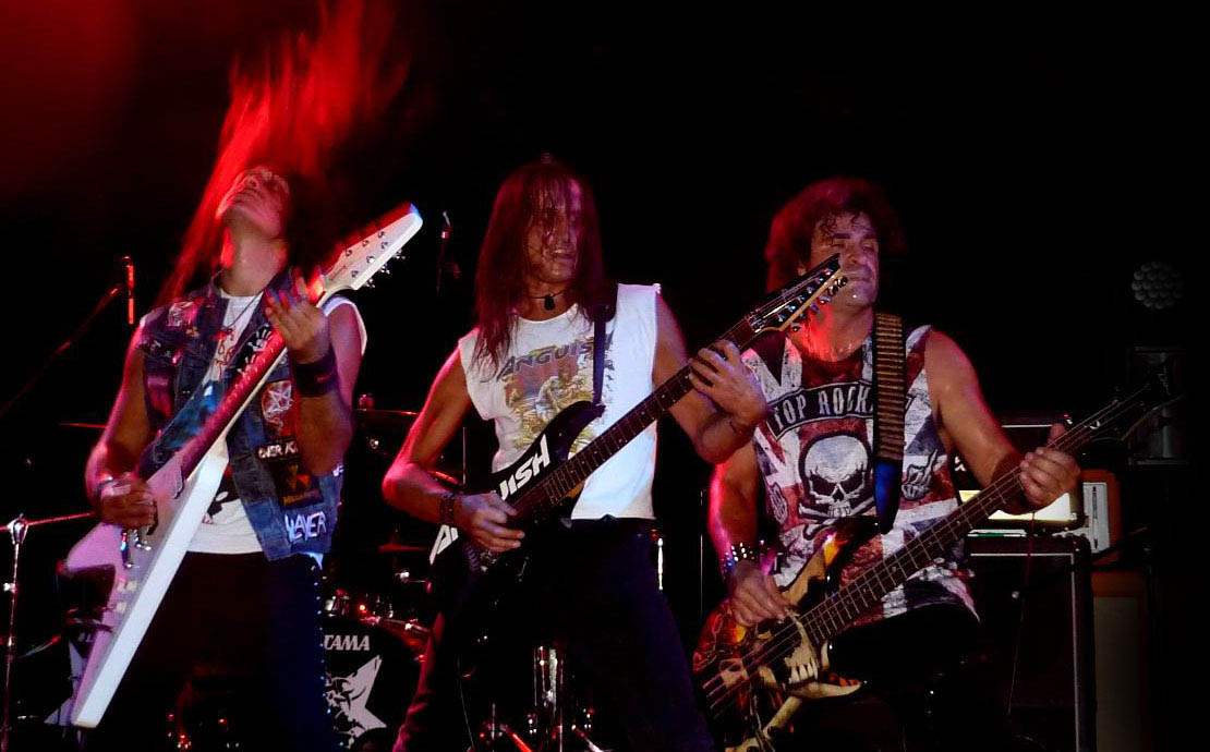 anguish story 1 2 - Anguish Force Band