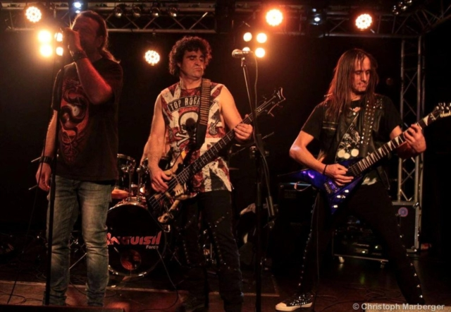 Anguish Force Live Austria (1)