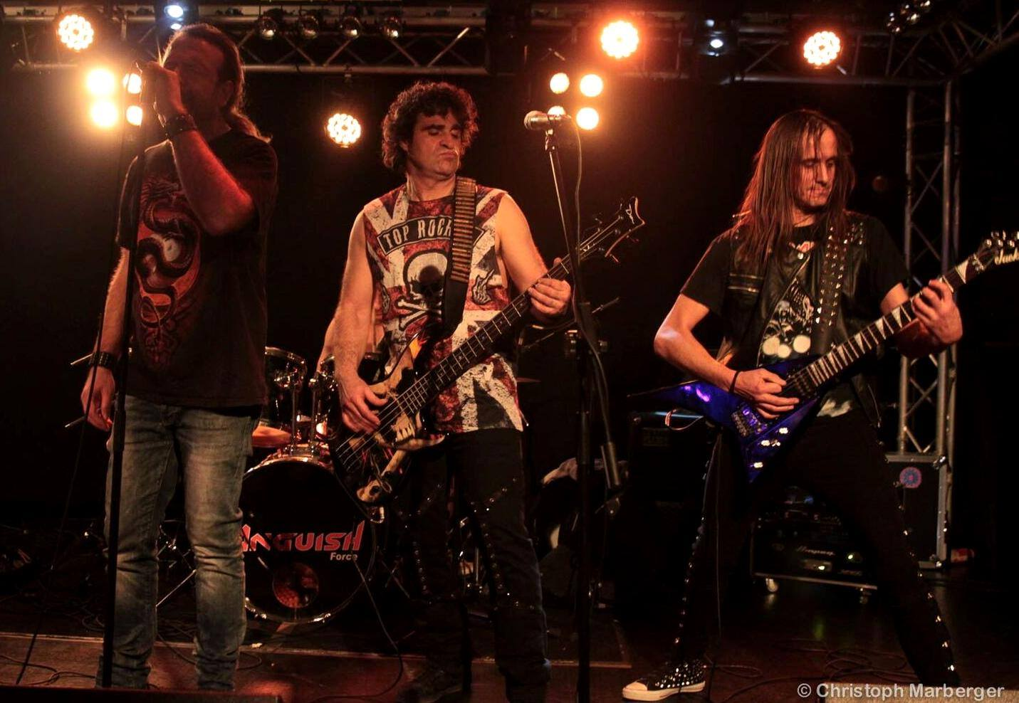 Anguish Force Live Austria 1 - Raining Blood Night - Livestage Innsbruck - live