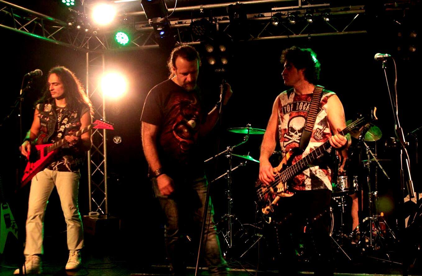 Anguish Force Live Austria 10 - Raining Blood Night - Livestage Innsbruck - live