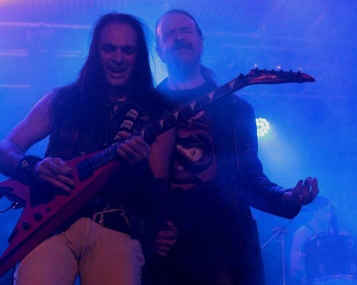 Anguish Force Live Austria 9 1 - Studio news
