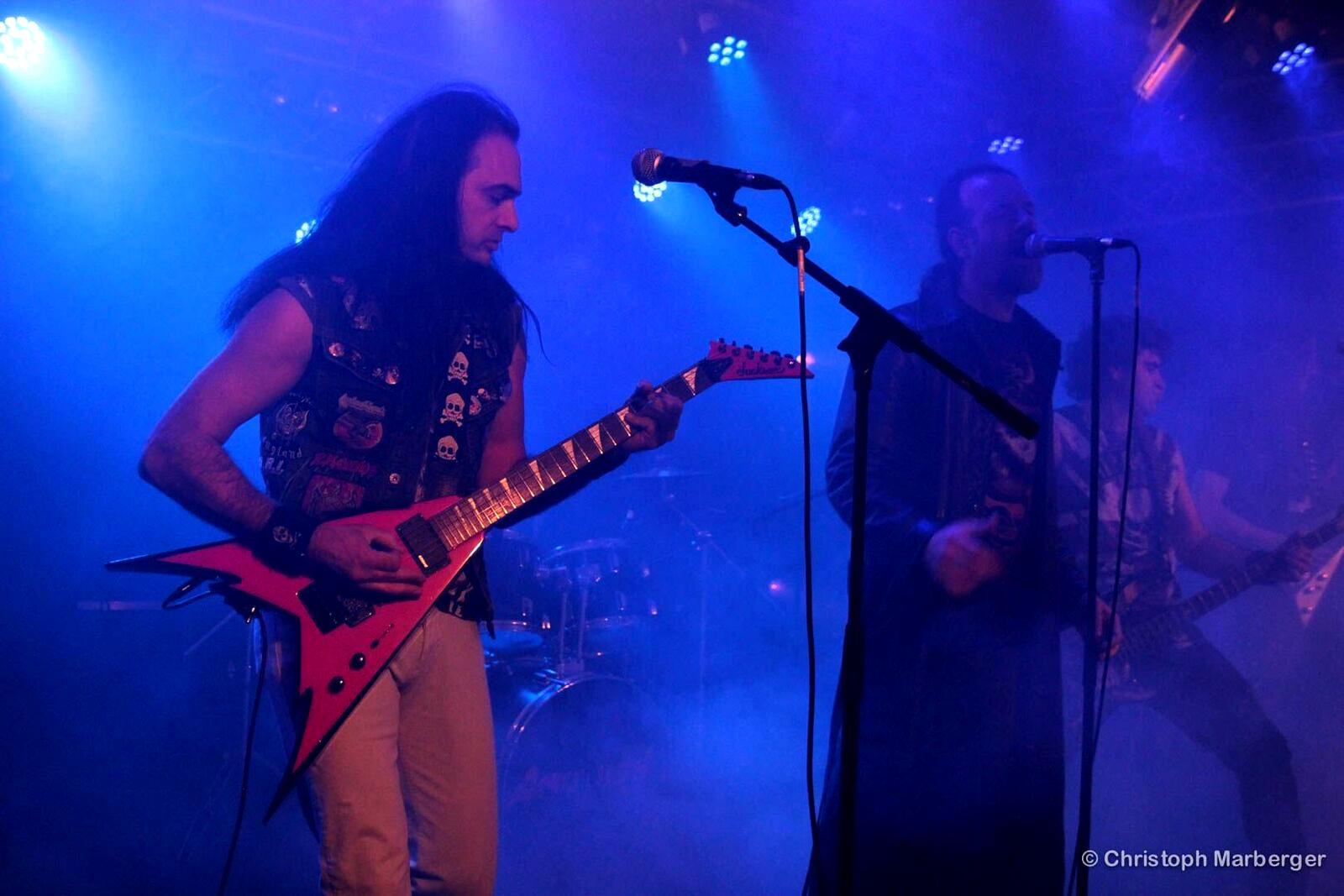 Anguish Force Livestage 4 - Raining Blood Night - Livestage Innsbruck - live