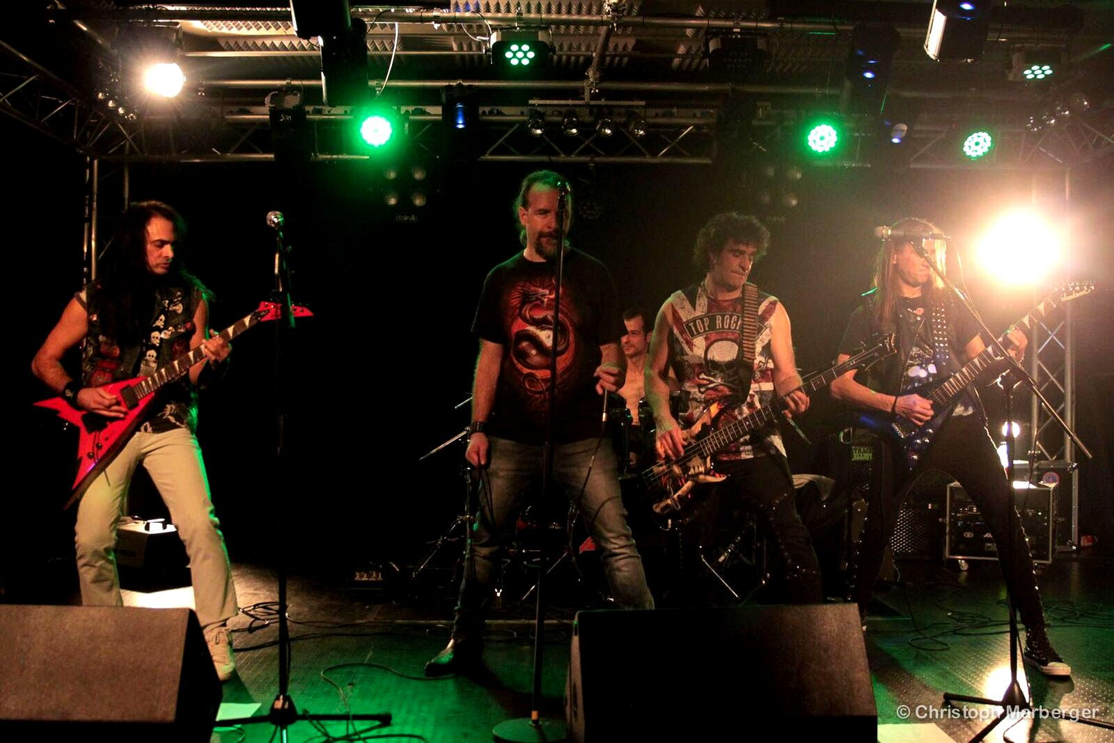 Anguish Force Livestage 57 - Raining Blood Night - Livestage Innsbruck - live