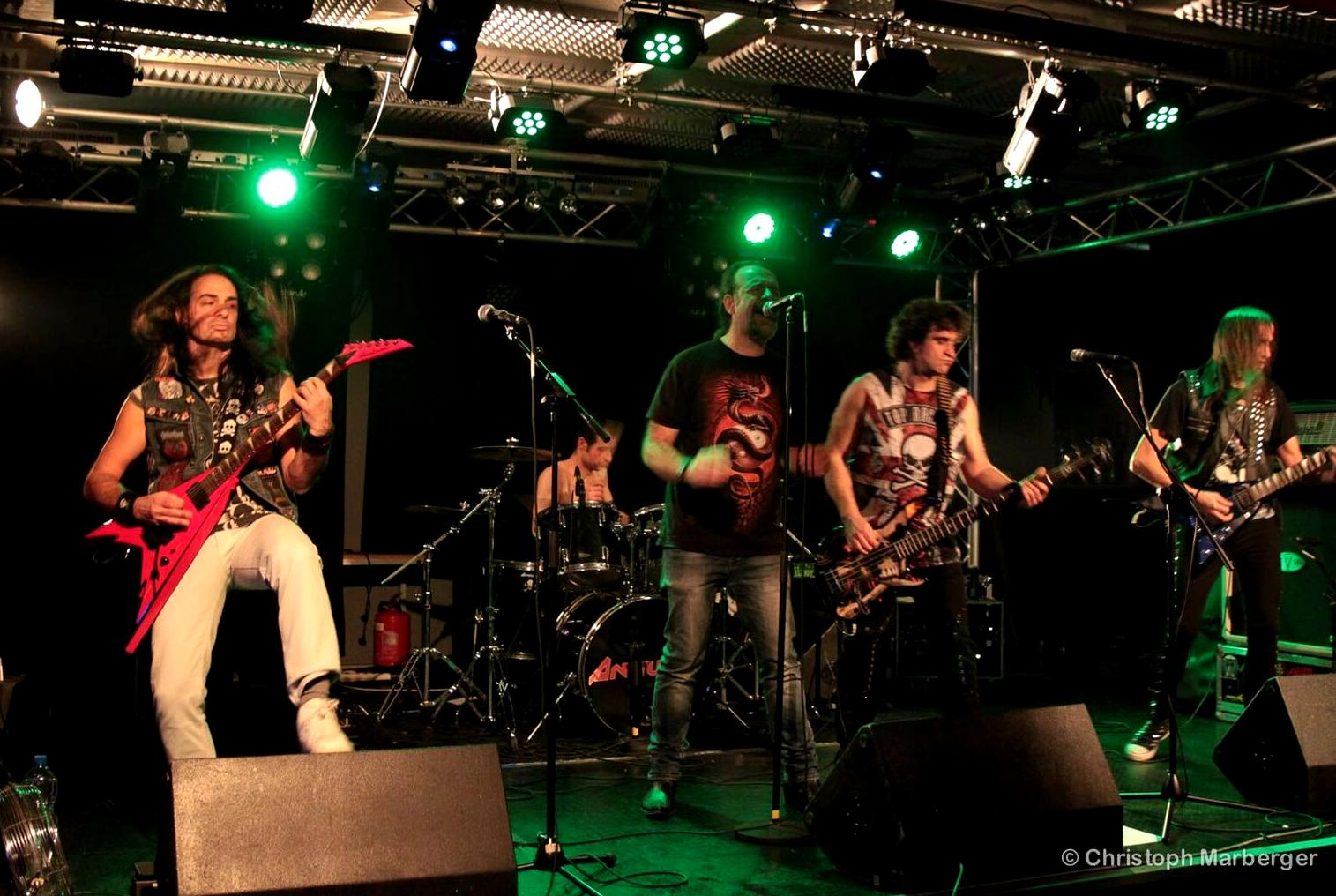 Anguish Force Livestage 63 - Raining Blood Night - Livestage Innsbruck - live