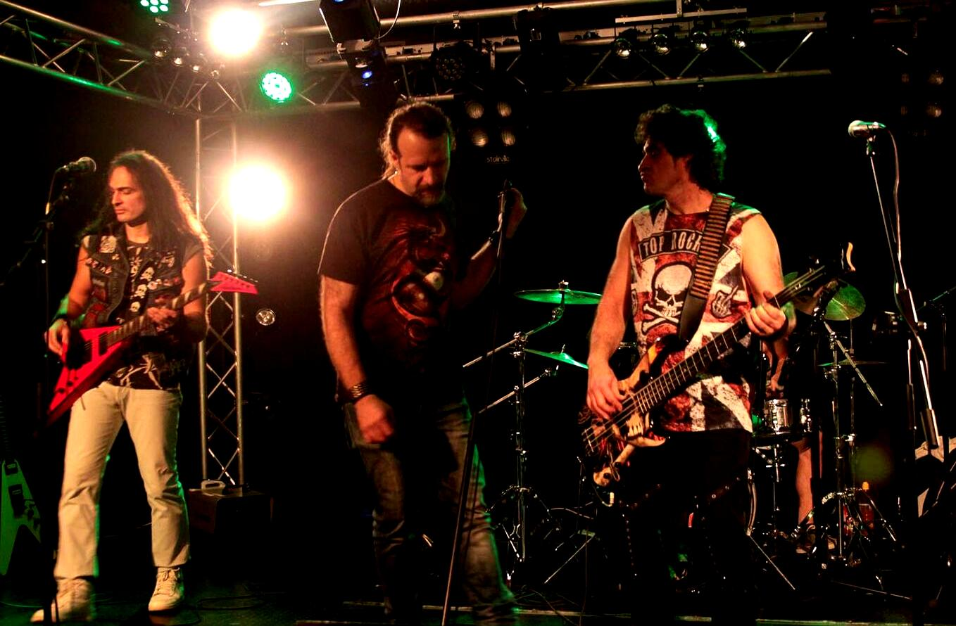 Anguish Force Livestage 64 - Raining Blood Night - Livestage Innsbruck - live